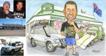 Request a quote for a cartoon or caricature