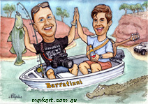 Request a quote for a caricature or cartoon